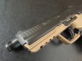 Heckler & Koch HK45 Tactical FDE .45ACP - 5 of 8