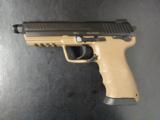 Heckler & Koch HK45 Tactical FDE .45ACP - 2 of 8