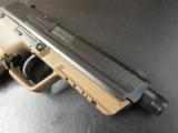 Heckler & Koch HK45 Tactical FDE .45ACP - 6 of 8