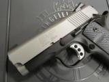 Springfield EMP Enhanced Micro 1911 G10 9mm Luger PI9210LP - 5 of 10