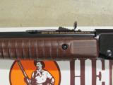 Henry Pump-Action Octagon Barrel .22 WMR (Magnum) H003TM - 4 of 6