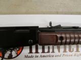 Henry Pump-Action Octagon Barrel .22 WMR (Magnum) H003TM - 5 of 6