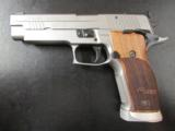 Sig Sauer P226 X-Five Race/Competition Gun .40 S&W - 2 of 8