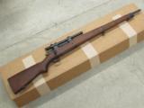 Rock Ridge Machine Works 1903 A4 Sniper Replica on Remington Action - 1 of 9