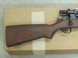 Rock Ridge Machine Works 1903 A4 Sniper Replica on Remington Action - 4 of 9
