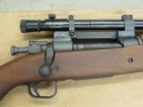 Rock Ridge Machine Works 1903 A4 Sniper Replica on Remington Action - 6 of 9