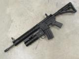 Del-Ton AR15 DTI Evolution with Spikes Tactical Havoc 37mm Launcher - 2 of 8