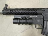 Del-Ton AR15 DTI Evolution with Spikes Tactical Havoc 37mm Launcher - 4 of 8