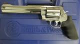 "Smith & Wesson Model 500 8 3/8"" .500 S&W Magnum"