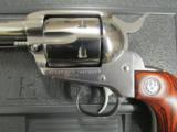 Ruger Vaquero Stainless Single-Action 1873 Style .45 Colt - 5 of 7