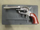 Ruger Vaquero Stainless Single-Action 1873 Style .45 Colt - 1 of 7