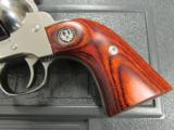 Ruger Vaquero Stainless Single-Action 1873 Style .45 Colt - 3 of 7