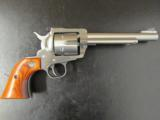 Ruger New Model Blackhawk Stainless Single-Action .357 Magnum - 1 of 8
