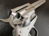 Ruger New Model Blackhawk Stainless Single-Action .357 Magnum - 5 of 8