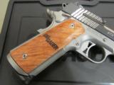 Sig Sauer 1911 STX Burled Maple Grips .45 ACP 1911-45-STX - 4 of 10