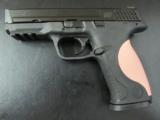 Smith & Wesson M&P9 Pink Grip 9mm 4.25
