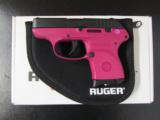 Ruger LCP Raspberry Frame .380 ACP/AUTO 3705 - 2 of 7