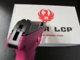 Ruger LCP Raspberry Frame .380 ACP/AUTO 3705 - 7 of 7