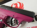 Ruger LCP Raspberry Frame .380 ACP/AUTO 3705 - 6 of 7