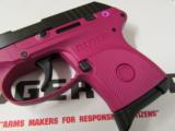 Ruger LCP Raspberry Frame .380 ACP/AUTO 3705 - 3 of 7