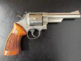 1980 Smith & Wesson Model 29-2 Nickel 6