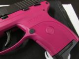 Ruger LC9 Raspberry Frame 9mm 3220 - 3 of 7