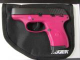 Ruger LC9 Raspberry Frame 9mm 3220 - 2 of 7
