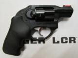 Ruger LCR Hi-Viz Red Fiber Optic Sight .38 Special 5419 - 2 of 9