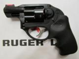 Ruger LCR Hi-Viz Red Fiber Optic Sight .38 Special 5419 - 3 of 9