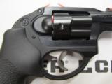 Ruger LCR Hi-Viz Red Fiber Optic Sight .38 Special 5419 - 6 of 9