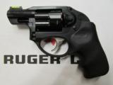 Ruger LCR Hi-Viz Green Fiber Optic Sight .38 Special 5418 - 3 of 8