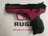 Ruger SR22 Raspberry Frame .22 LR 3608 - 3 of 10