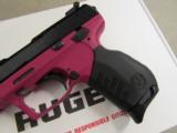 Ruger SR22 Raspberry Frame .22 LR 3608 - 5 of 10