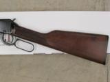 HENRY CLASSIC LEVER ACTION RIFLE ROUND BARREL .22 WMR MAGNUM H001M - 3 of 7