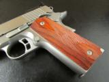 Kimber Stainless Gold Match II 1911 .45 ACP 3200009 - 3 of 7
