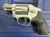 Smith & Wesson Model 642 Hammerless Airweight .38 SPL