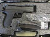 Sig Sauer P226 Tactical Operations 9mm (4) 20 Round Mags E26R-9-TACOPS - 9 of 9