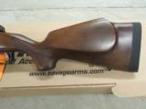 Savage Model 11 Lady Hunter Walnut Stock 6.5 Creedmore - 3 of 7