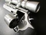 Taurus Tracker Model 218 7-Shot .218 Bee Revolver with Scope - 7 of 8