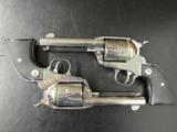 Pair of Ruger Vaquero SASS Single-Action .357 Magnum - 3 of 6