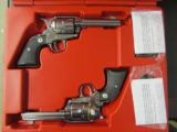 Pair of Ruger Vaquero SASS Single-Action .357 Magnum - 1 of 6