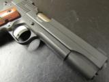 Sig Sauer 1911 Blued Target Nitron .45 ACP - 7 of 8