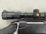 Tikka T3 Lite Blued/Black .300 WSM with Nikon Scope - 8 of 9