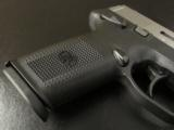 FNH FNX-9 Stainless 9mm with Sig Laser - 5 of 8