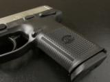 FNH FNX-9 Stainless 9mm with Sig Laser - 4 of 8