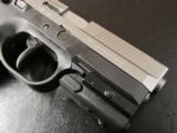 FNH FNX-9 Stainless 9mm with Sig Laser - 6 of 8