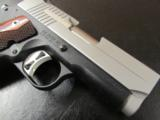 Sig Sauer 1911 Compact Ultra Two-Tone .45 ACP - 6 of 7