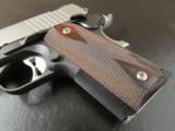 Sig Sauer 1911 Compact Ultra Two-Tone .45 ACP - 3 of 7