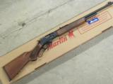 Marlin Model 308MX Blued Lever-Action .308 Marlin Express - 1 of 8