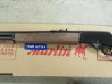 Marlin Model 308MX Blued Lever-Action .308 Marlin Express - 4 of 8